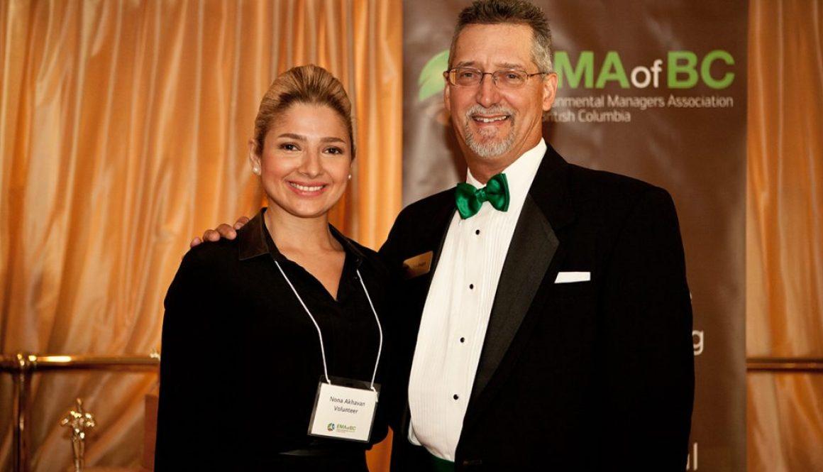 EMA Recognizes Volunteer Nona Akhavan
